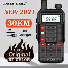 Upgraded Professional <b>Walkie Talkie</b> Baofeng UV-10R <b>High Power</b> ...