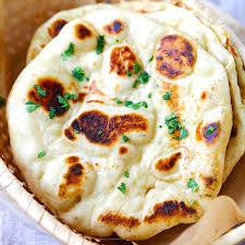 Naan Bread (The Best Recipe!) - Naan - Rasa <b>Malaysia</b>