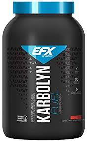EFX <b>Karbolyn Fuel</b> Perormance Carb, <b>Neutral</b>, 1.95kg: Amazon.com ...