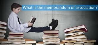 definition of memorandum of association