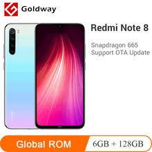 <b>Сотовый телефон Xiaomi Redmi</b> Note 8, глобальная прошивка, 6 ...