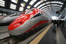 Image result for train route from venice to milan