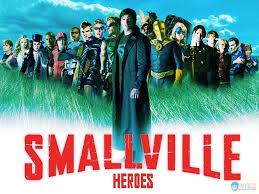 <b>Smallville's</b> Heroes: Zan, Kara, Zatana, Martian Manhunter, <b>Impulse</b> ...