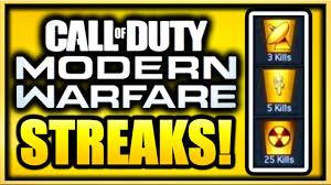 Modern Warfare Multiplayer All Killstreaks Leaked! (Call of Duty ...