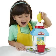 Игровой <b>набор Play</b>-<b>Doh</b> Kitchen Creations <b>Попкорн</b>-<b>Вечеринка</b>