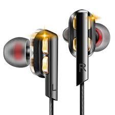 qkz ak4 metal stereo dual dynamic drivers <b>wired earphone super</b> ...
