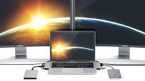 <b>USB</b>-<b>хаб Satechi Aluminum</b> Type-C <b>Pro</b> Hub Adapter для MacBook ...