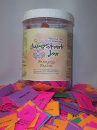 jumpstart jar product page flash writing the word tickets have unique categories suited to specifically for their needs characters problems complications storytelling styles