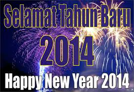 Selamat Datang Tahun 2014 Happy New Year