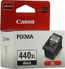 Картридж <b>Canon PG</b>-<b>440XL</b> BK (5216B001) купить по низкой цене ...