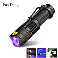 XML T6 Flashlight With Lotus Attack Head 5 Light Mode Tactical ...