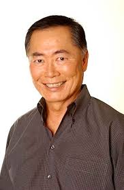 George Takei is an American actor and author. - George_Takei