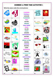 best images about hobbies and time activities 17 best images about hobbies and time activities traditional activities and crossword
