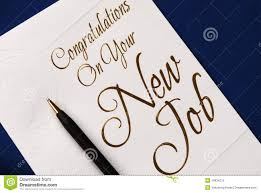 best congratulations on new job wishes pictures congratulations on your new job greeting card