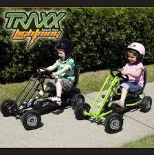 Hauck Lightning <b>Pedal Go-Kart</b> – Race Green, Let your child go as ...
