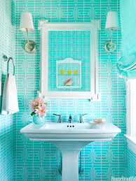 bright colorful home color decorating ideas colorful interior design bath with bright blue wall covering pool check lighting ideas won39t