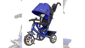 Детский <b>велосипед 3-х колесный Moby</b> Kids Comfort купить в ...