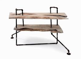 pipes and modern style plumber furniture with plumbers crack constructed using stained ash black steel plumbing black steel pipe furniture