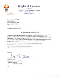 naples jrotc thank you letters notes thank you letters notes