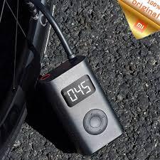 Stock <b>Xiaomi Mijia Portable Smart</b> Digital Tire Pressure Air Pump ...
