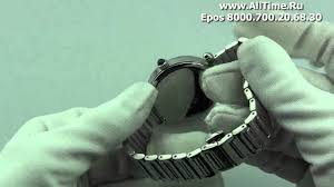 Обзор. <b>Женские</b> наручные <b>часы Epos 8000.700.20.68.30</b> - YouTube