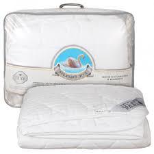 Одеяло <b>Лебяжий пух</b> тик <b>IVVA</b> - Светлана-текстиль