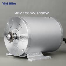 <b>48V 1500W</b> 1600W Electric Bicycle <b>DC</b> Motor Brushless <b>Gear</b> Motor ...