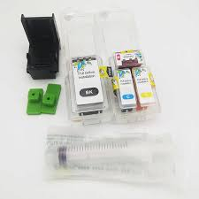<b>vilaxh 17</b> 27 Ink Cartridge For Lexmark <b>17</b> 27 for Z605 Z615 X1100 ...