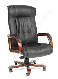 <b>Кресло</b> кожаное <b>Chairman 653</b>