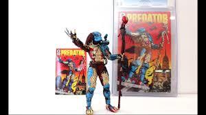 <b>NECA</b> 25th <b>Anniversary</b> Dark Horse <b>Predator</b> - YouTube