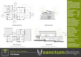 Sanctum Design   Environmentally Responsible Home Design and    Click here to see floor plans