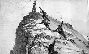 Matterhorn Erstbesteigung 1865