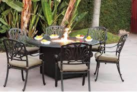 patio dining furniture backyard decor suggestion