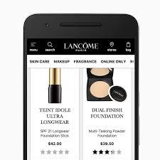 <b>Lancôme</b> rebuilds their mobile website as <b>a</b> PWA, increases ...