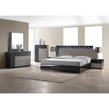 bedroom set valencia black