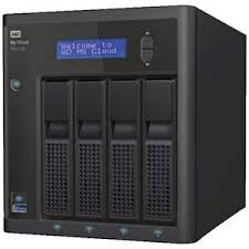 <b>WD</b> 40TB <b>My Cloud Pro</b> Series NAS PR4100 | Officeworks