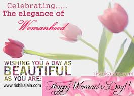 Happy women's day quotes, quotations ,greetings & thoughts | Daily ... via Relatably.com