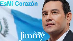 Resultado de imagen para presidente de guatemala jimmy morales