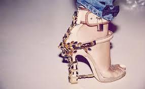 Women's <b>Heels</b> -<b>Summer</b> 2019 <b>Luxury Strange Heel</b> Crystal ...