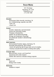 from resumes for college students and recent graduates copyright sample resume education