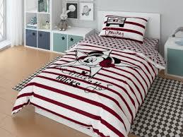 Полутороспальный <b>комплект постельного белья Mickey</b> Mickey star