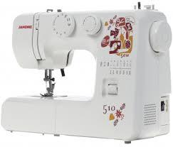 <b>Швейная машинка Janome Sew</b> Dream 510 - купить во ...