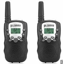 [$4 Coupon Code] <b>Gocomma</b> 8-channel 2-way Radio Walkie Talkie ...