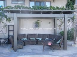 awning kits alumawood pergola