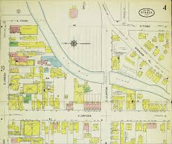 cayuga place ithacating in cornell heights only a few years later in 1910 the planing mill has moved and the star theatre and a bowling alley have taken its place a concrete garage now sits next to