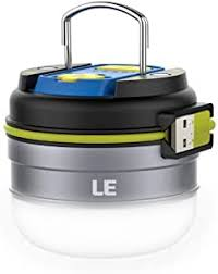 LED Camping Lantern Rechargeable, 280LM, 3 Light ... - Amazon.com