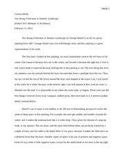 critical response essay on methods of art history   hardy    pages formal analysis essay on methods of art history