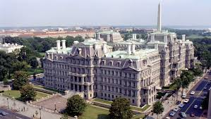 eisenhower executive office building build office video