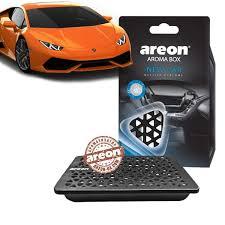 <b>Ароматизатор</b> воздуха <b>Areon Aroma</b> Box New <b>Car</b>