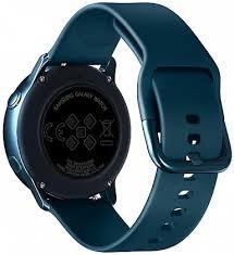 Часы Samsung Galaxy Watch <b>Active</b> Морская глубина (SM ...